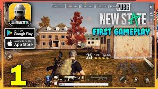 PUBG NEW STATE First Gameplay - Android BETA screenshot 4