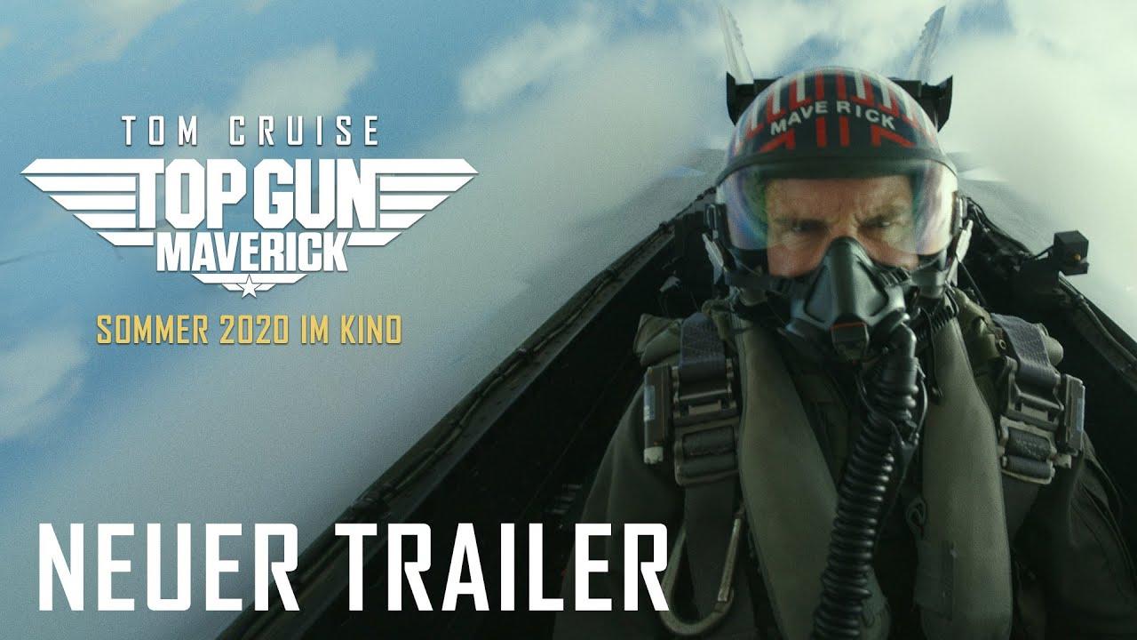 TOP GUN MAVERICK | Offizieller Trailer 2 | Paramount Pictures Germany