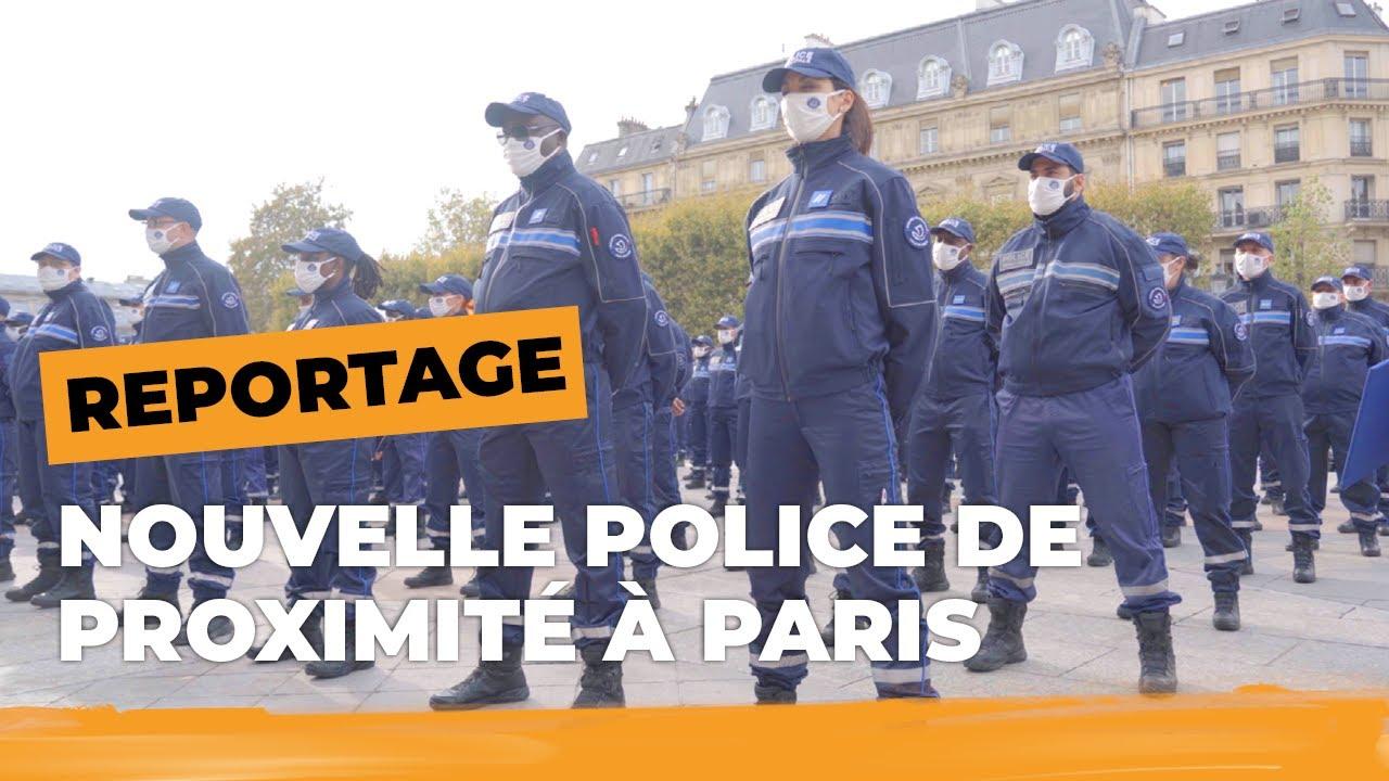 Download La Ville de Paris lance sa nouvelle police municipale !