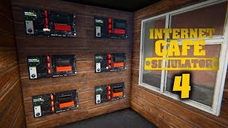 ₿ Bitcoin İşine Giriyoruz ₿ Internet Cafe Simulator