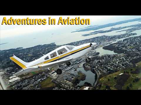 Adventures in Aviation with Captain David Bornstein