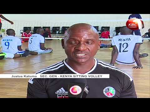 National sitting volleyball federation to recruit new players