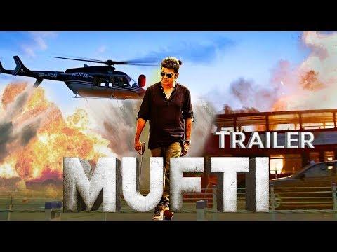 Mufti 2017 Hindi Dubbed Trailer   Shiva Rajkumar, Srii Murali
