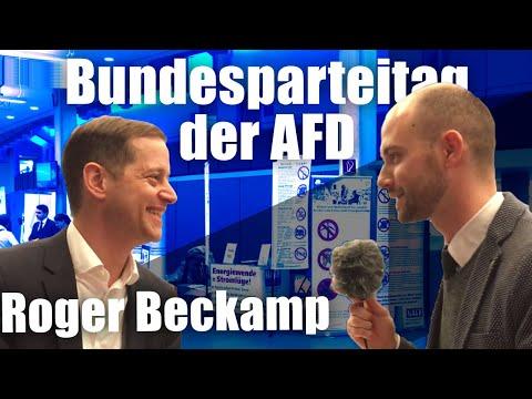 Roger Beckamp antwortet auf Kommentar von Große Freiheit TV