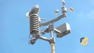 Alat Pemantau Cuaca Weather Station AW002