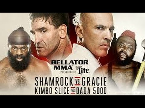 The Story Behind Ken Shamrock's Feud with Royce Gracie ~ Bellator 149