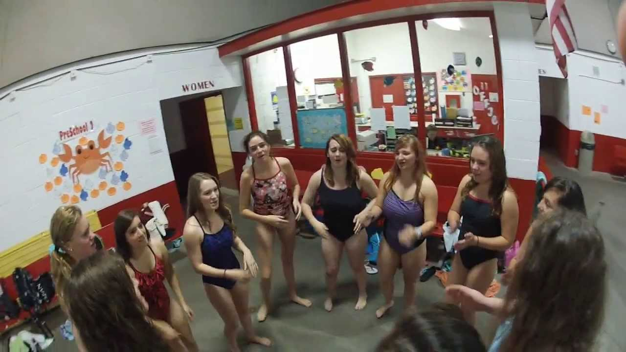 Mphs 39 S Girls Swim Dive Team Assembly Video Youtube
