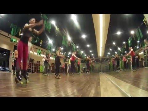 ANDREEA PREDA - KANGOO JUMPS @ TITAN FITNESS CLUB | 30.12.2015