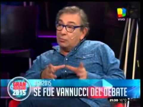 Victoria Vannucci abandonó El Debate de Gran Hermano