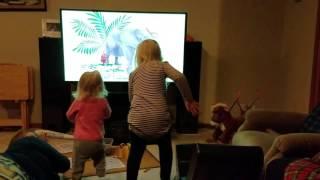 Video Dance with the elephants download MP3, 3GP, MP4, WEBM, AVI, FLV Agustus 2018