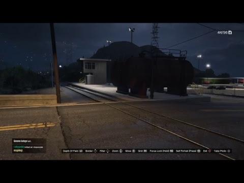 GTA 5 Palmer- Taylor Power Station Live Cam
