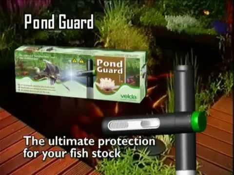 Velda Pond Guard Heron Deterrent At Water Gardening Direct