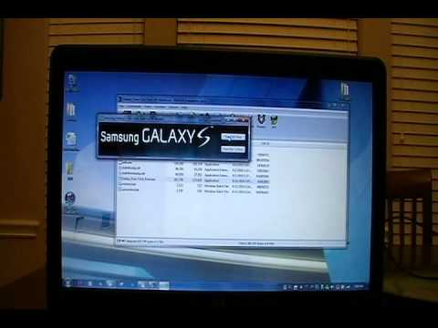 Samsung Galaxy S (How to ROOT 2.1 ANDROID Eclair)