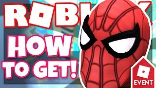 [EVENT] How to get SPIDER-MAN'S MASK | Roblox Heroes of Robloxia