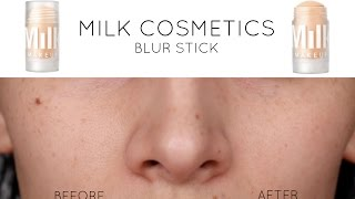 NEW Milk Cosmetics Blur Stick Primer Review