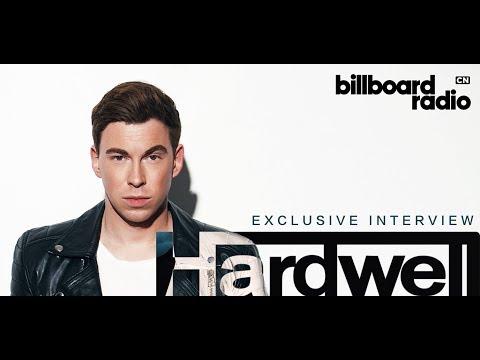 Billboard Radio China - HARDWELL Interview (at Road to Ultra HK 2017)