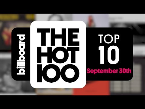Early Release! Billboard Hot 100 Top 10 September 30th 2017 Countdown | Official