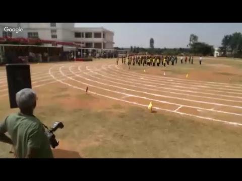 Sports Day 2017 - Candor International School, Bangalore