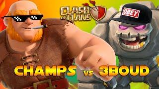 Clash of Clans (Champs vs 3boud)
