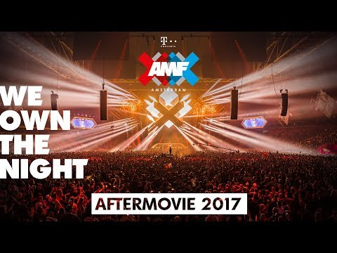 #AMF2017   Official Aftermovie