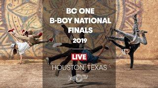 Red Bull BC One B-Boy Cypher Houston 2019
