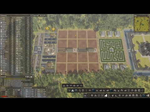 Banished: Curse Of The Medieval Fountain Part 6 - Japanese Nomads