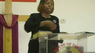 "***NEW MESSAGE!!!*** 4/11/2010 ""BEYOND THE CROSS!"" BY PROPHET WILMA M. SHAW"
