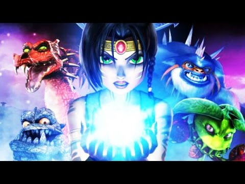 Kameo: Elements Of Power Game Movie (Rare Replay) All Cutscenes HD