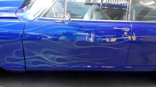 """GOMES 1963 CHEVY II """"QTP CUT OUTS OPEN"""""""
