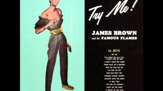 Can´t Be The Same (1959) - James Brown And His Famous Flames