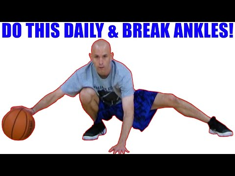 Do This DAILY = Break Ankles! Basketball Drills