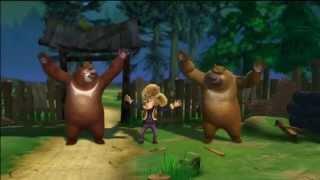 Мультики в Качестве HD 720, Медведи Соседи, серия 45