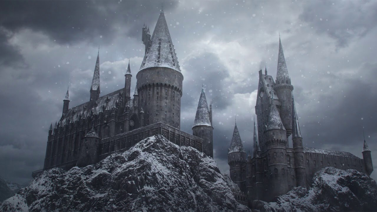 Download The Wizarding World of Harry Potter: Winter At Hogwarts Ambience & Music