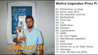 Wahre Legende Prinz Pi Album Tracklist