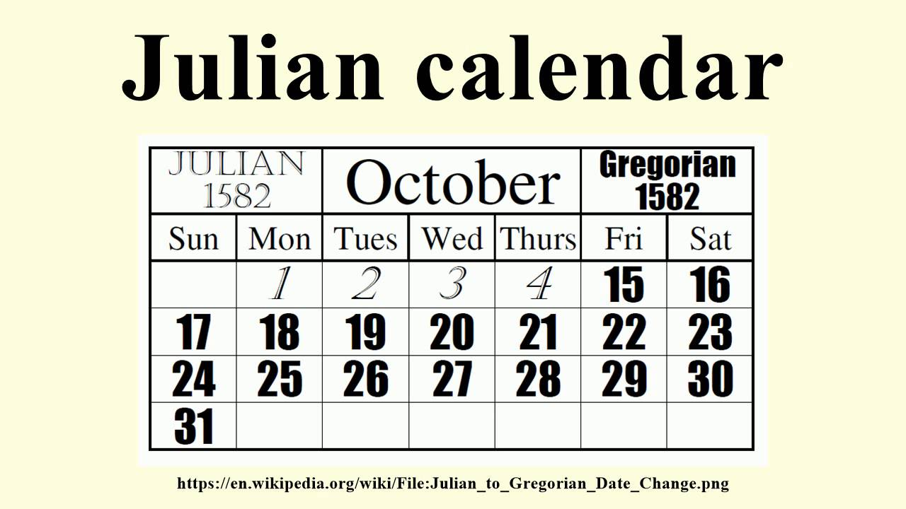 Julian date calculator in Brisbane