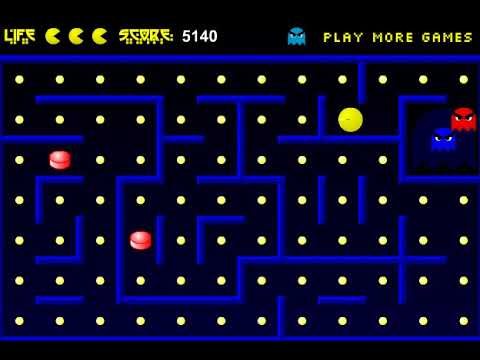 Let's Play Pacman Advanced