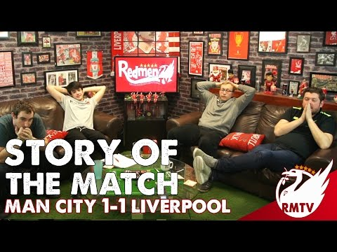 Man City v Liverpool 1-1 | Story of the Match