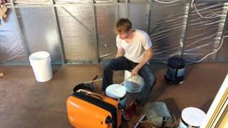 Gordo Bucket Drumming - Suitcase, Fry Pan and Watering Can