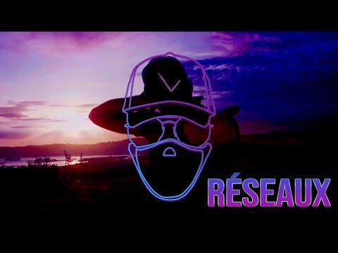GAMBINO - RÉSEAUX (Clip Audio) // 2019 Prod By SMR Beatmaking