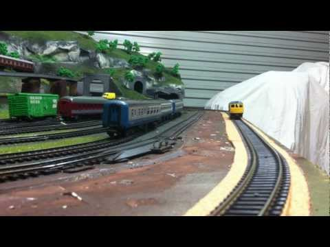 High Speed Model Train 674km/hr