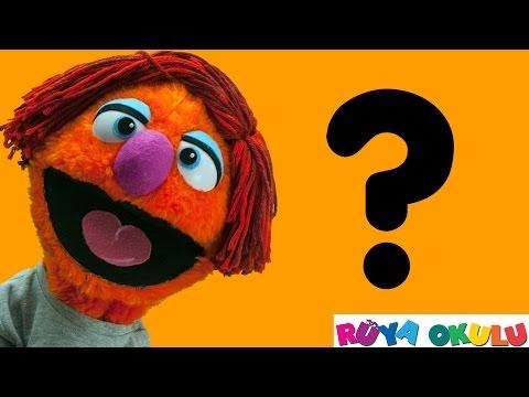 Renkler - Turuncu - Bir Renk Söyle - Çocuk Şarkısı - RÜYA OKULU