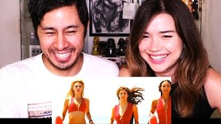 BAYWATCH Trailer #3   Reaction & Discussion!
