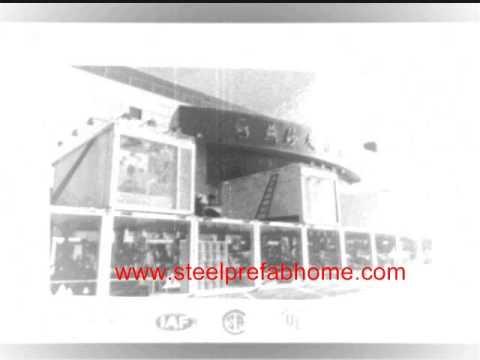 Modular prefab home kit price,low cost steel houses prefab home light steel villa plans/townhouse fo
