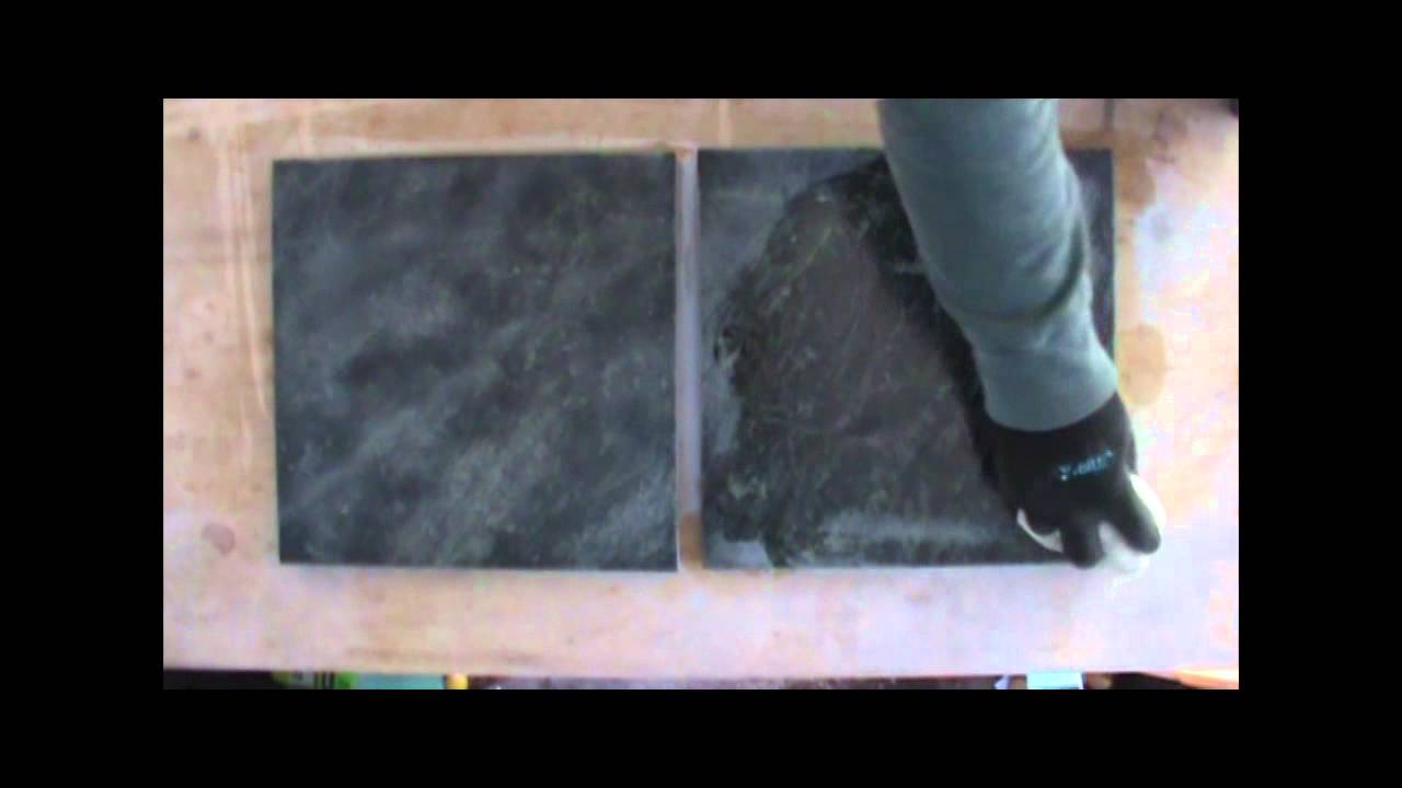 maintaining soapstone youtube