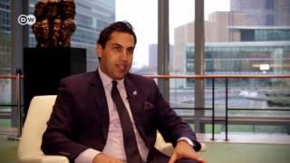 أحمد الهنداوي:أنا مبعوث الأمم المتحدة للشباب و أحذر من الإحباط الذي أصاب الشباب العربي بعد خذلانه