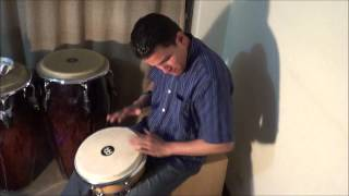 Cover- One Love - Djembe