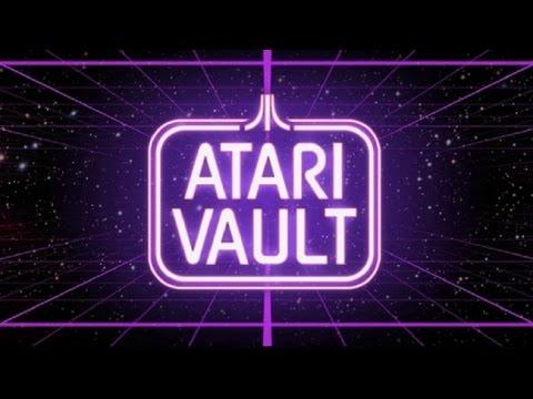 Asteroids, Atari Video Cube, & Backgammon   Atari Vault #4