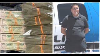 Il trouve 135mil dollars et se rend à la police pour les restituer malgré sa situation difficile.