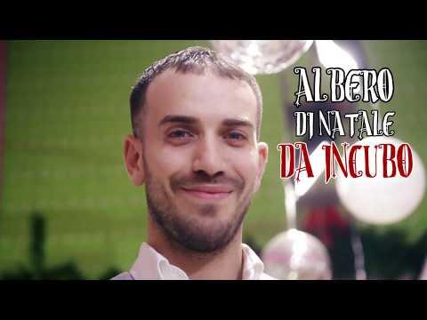 ALBERO DI NATALE DA INCUBO con Diego Peraino: Promo BUBBLEtv