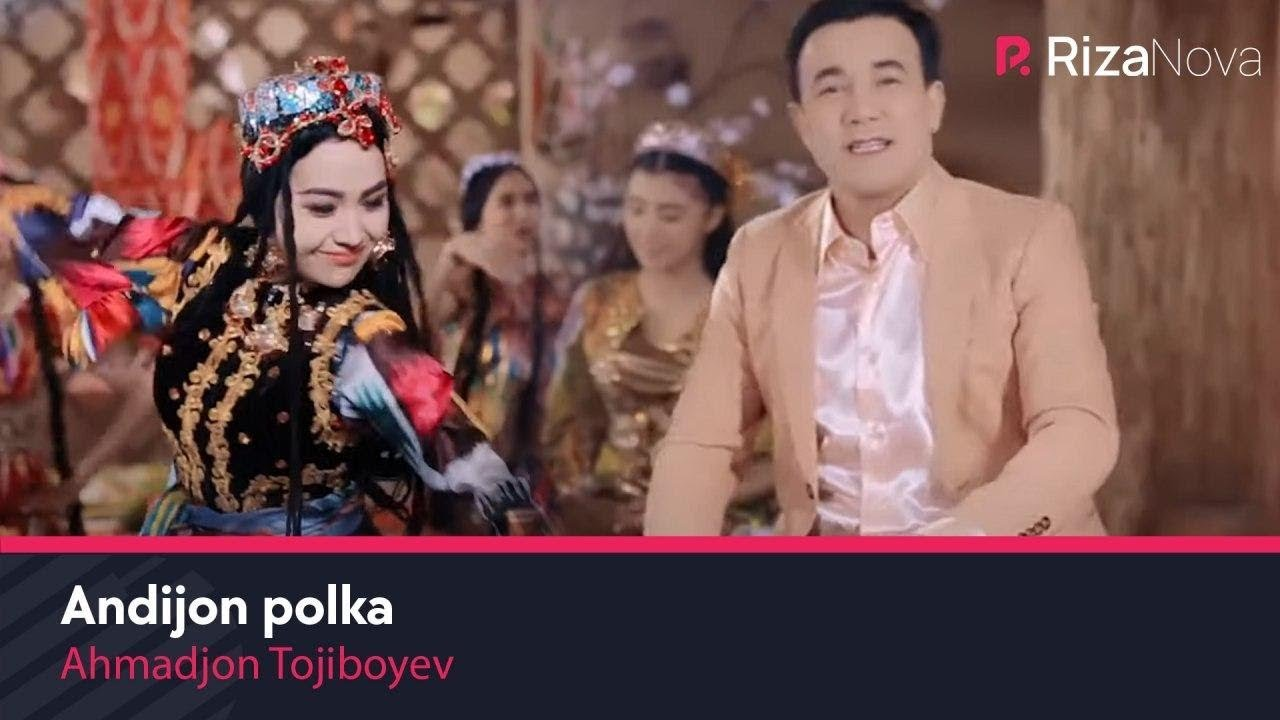 Ahmadjon Tojiboyev - Andijon polka